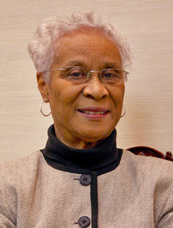 Member Director Mildred Jackson Wash EMC