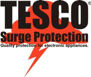 Tesco Surge Protection Logo